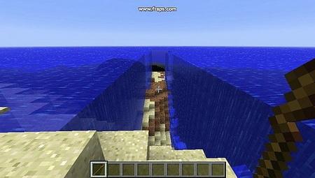 โหลดมายคราฟไม้โมเสส Moses Mod Minecraft 1.5.2