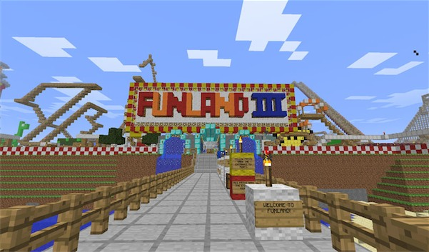 Funland 3 Map Feature