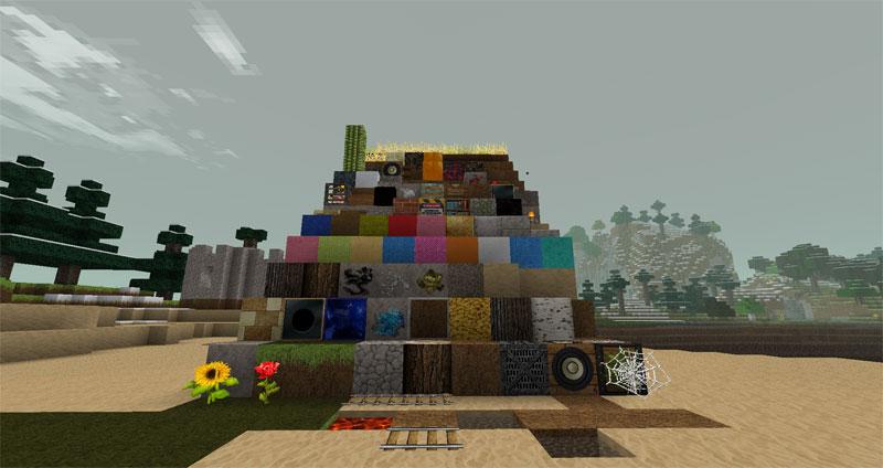 http://www.beginminecraft.com/wp-content/uploads/2013/05/Meinekraft-honeyball-texture-pack-11.jpg