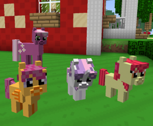 Mine-Little-Pony-Mod-5