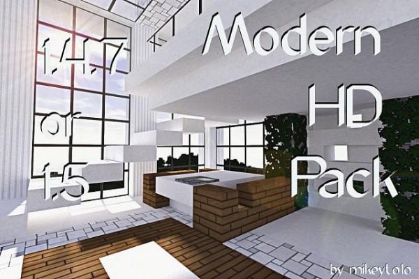 Modern HD Pack
