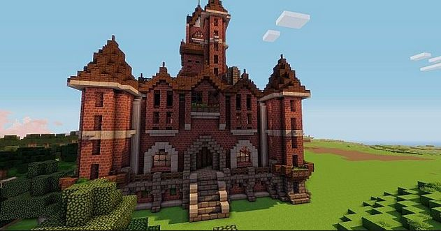 Victorian Mansion Map 3