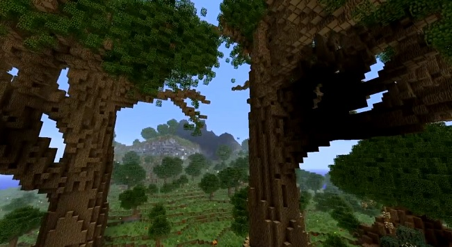 Massive-Trees-Mod-1