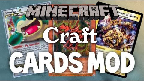 Craft-Cards-Mod