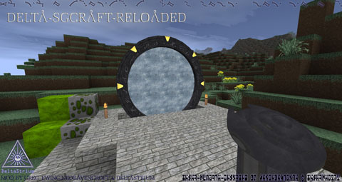 Mod Delta SGCraft-Reloaded