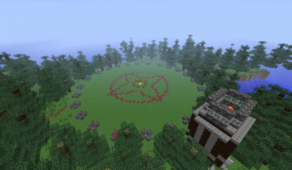 Minecraft-Hunger-Games-Server