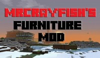 MrCrayfish Furniture Mod