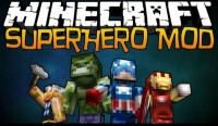 มอด ชุปเปอร์ฮีโร่ มาแล้วครับจับใส่ Minecraft ทุกคนได้เลย 1.6.4/1.6.2/1.5.2