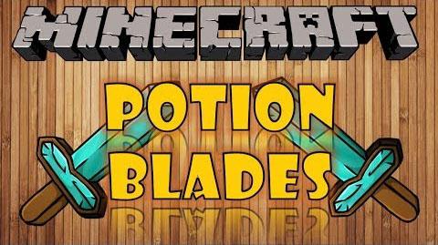 มอด รวมดาบ1000เทพ หรือ Mod Potion Blade 1.6.4