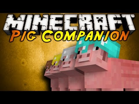 มอด หมูอัศวิน หรือ Mod Pig Companion