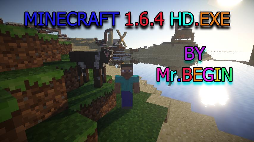 minecraft-1.6.4-HD