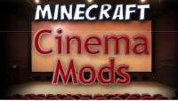 มอด ถ่ายภาพยนต์ หรือ Mod Minema 1.6.4/1.6.2/1.5.2