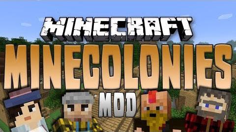 MineColonies-Mod