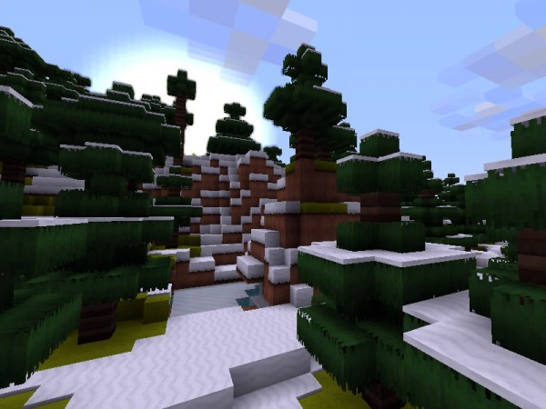 Resource Pack Good Morning Craft (3)