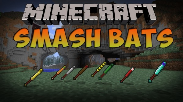 มอด เบสบอล หรือ mod Smash Bats