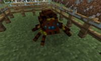 Rideable Spiders Mod (2)