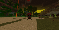 Rideable Spiders Mod (3)