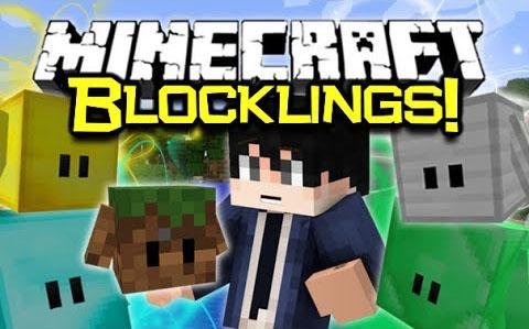 มอด บล็อกน่ารัก หรือ Mod Blocklings