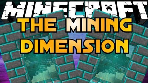 Mining-Dimensional-World-Mod