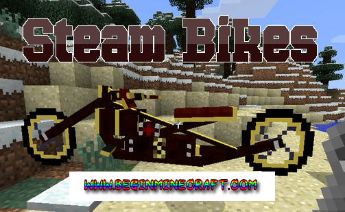 Steam-Bikes-Mod