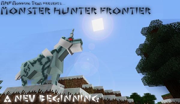 มอด สัตว์ในตำนาน Mod Monster Hunter Frontier