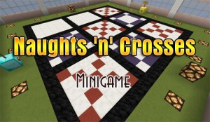 Map Naughts 'n' Crosses