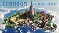 Map Terados SkyLand