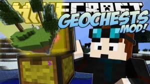 มอด กล่องวิเศษ Mod Geochests