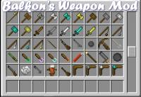 Mod Balkon's Weapon (1)