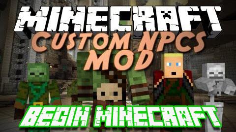 Mod Custom NPCs (1)