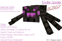Mod Ore Spiders (10)