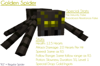 Mod Ore Spiders (5)