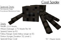 Mod Ore Spiders (6)