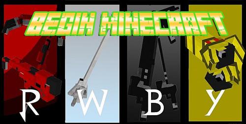 Mod RWBY Craft (1)