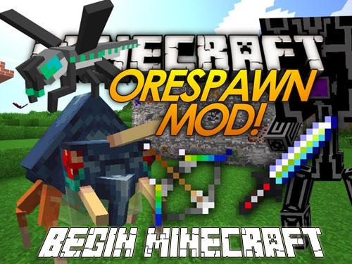 Mod Ore Spawn (1)
